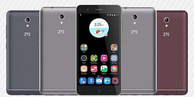ZTE Blade A510 цвет