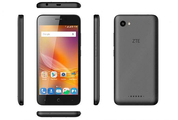 ZTE Blade A510 вид