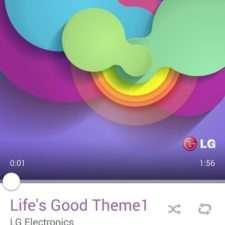 LG G3 Sound