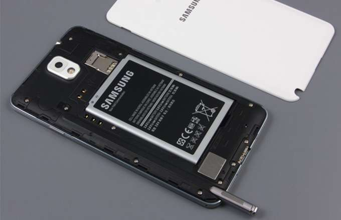 Samsung Galaxy Note 3 аккумулятор