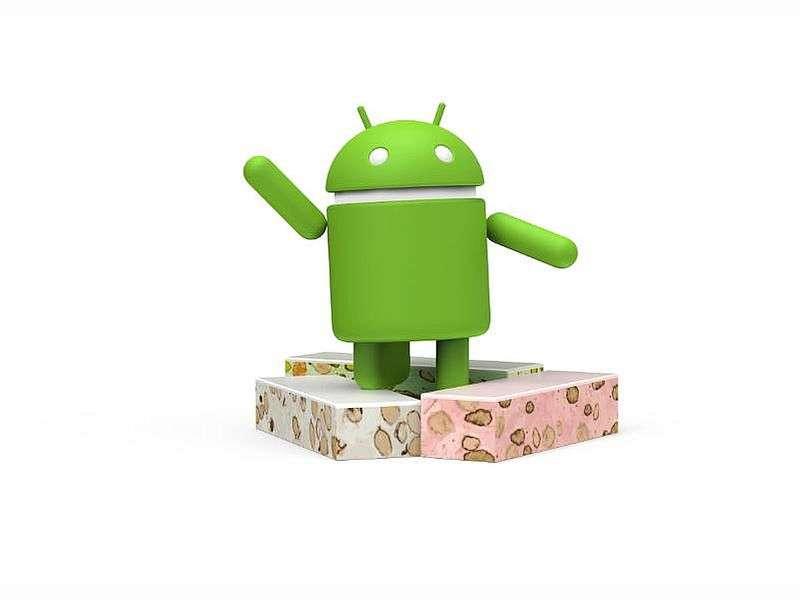 Android 7.1.1 Sony Xperia XZ Premium