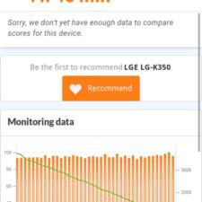 LG K8 Battery