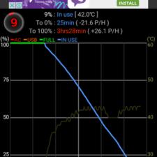 Doogee HomTom HT17 Pro аккумулятор