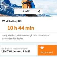 Lenovo Vibe P1 аккумулятор