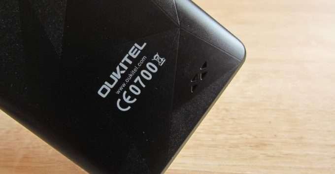 Oukitel C3 динамик