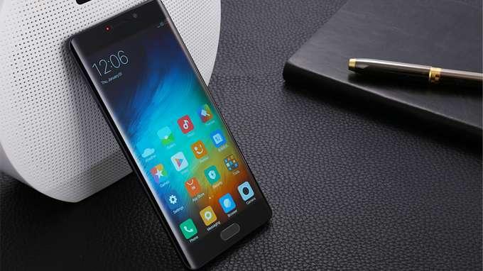 передняя панель Xiaomi Mi Note 2