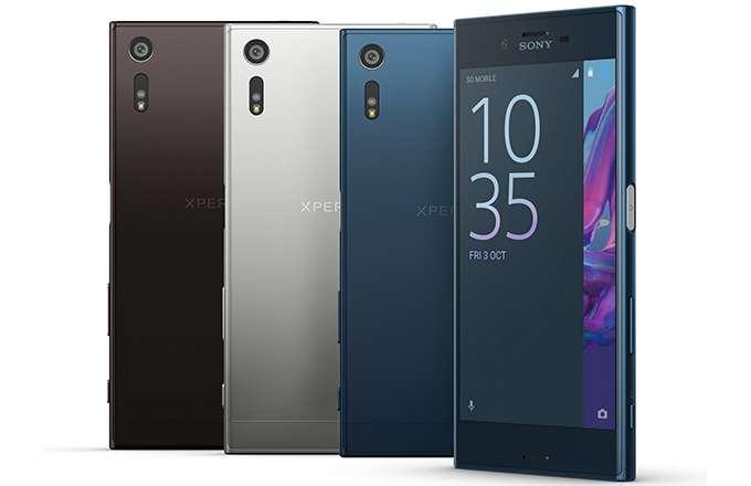 Обзор Sony Xperia XZ цвета