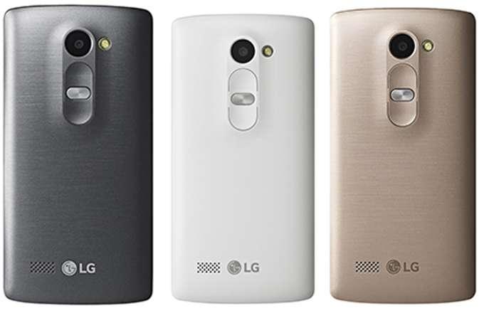 LG Leon цвета
