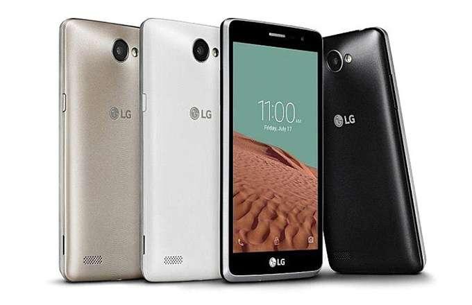 LG Max цвета
