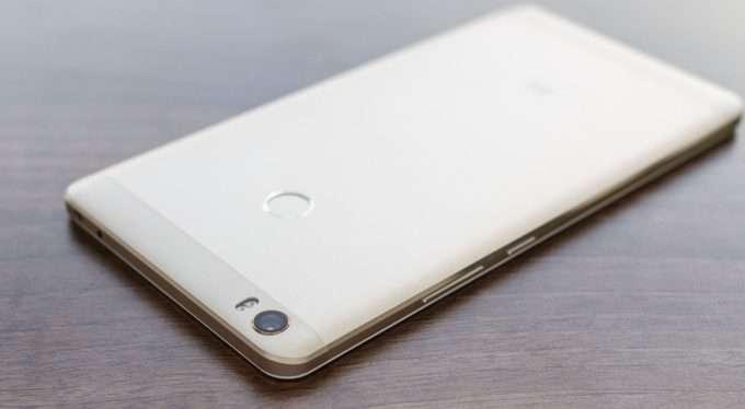 задняя панель Xiaomi Mi Max