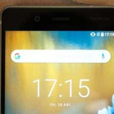 Обзор Nokia 8 дисплей