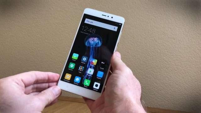 программное обеспечение Xiaomi Mi5s