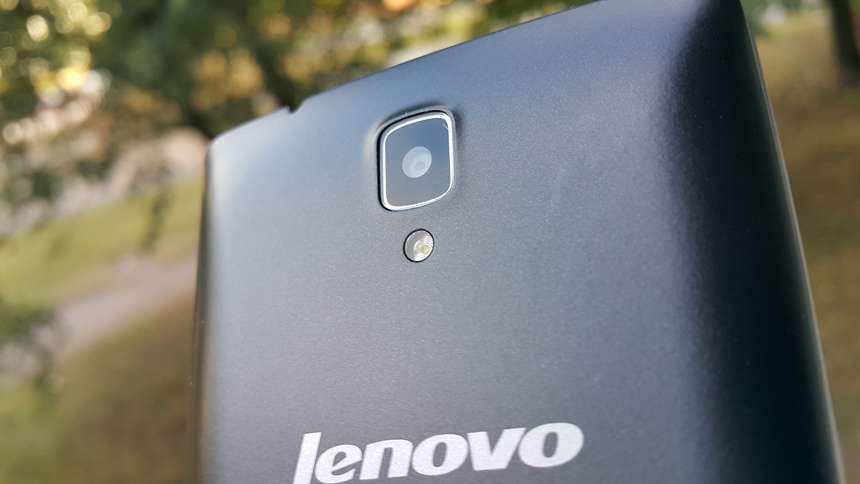 Lenovo A2010 основная камера