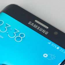 Samsung Galaxy S6 edge+ фронтальная камера