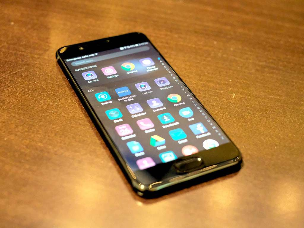 Huawei P10 Дисплей