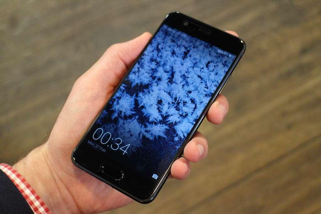 Huawei P10 дизайн