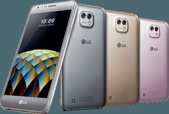 LG X Cam цвет