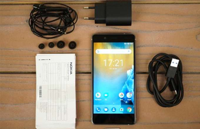 Обзор Nokia 8 комплектация