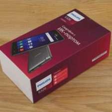 Philips S326 коробка