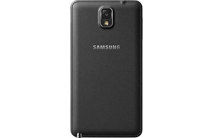 Дизайн Samsung Galaxy Note 3