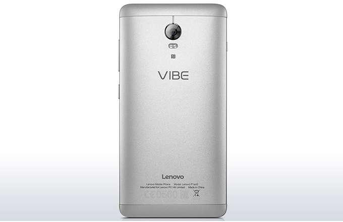 Lenovo Vibe P1 задняя панель