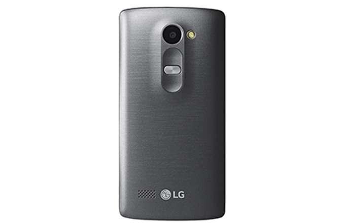 LG Leon задняя панель