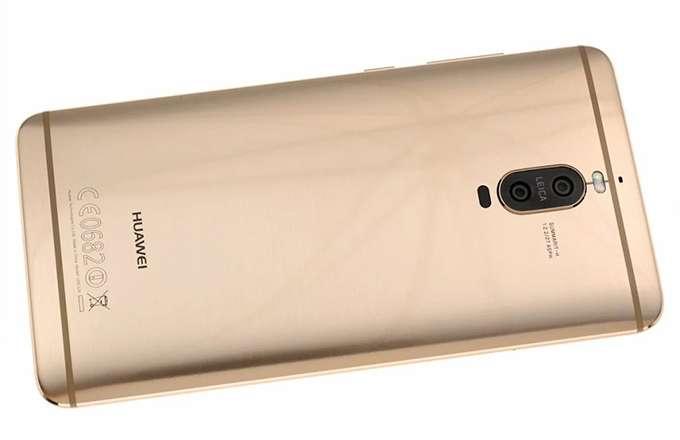 Huawei Mate 9 Pro задняя панель
