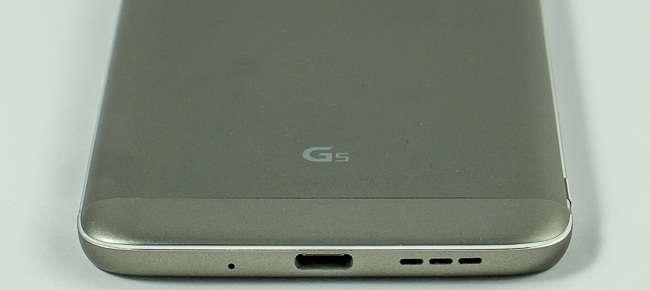 LG G5 SE динамик