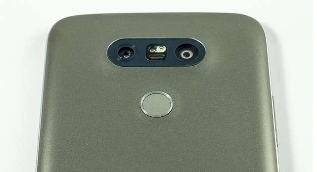 LG G5 SE основная камера