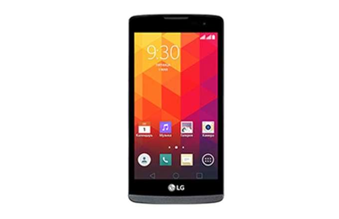 LG Leon лицевая панель
