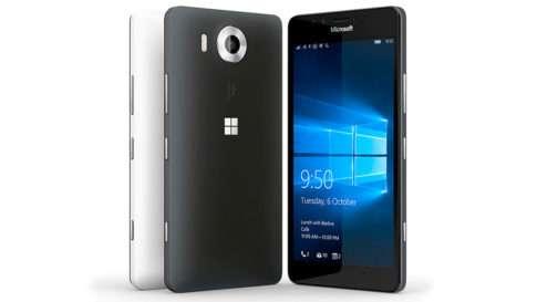 Microsoft Lumia 950 main