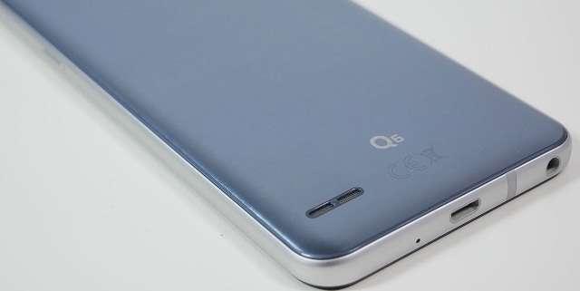 динамик LG Q6