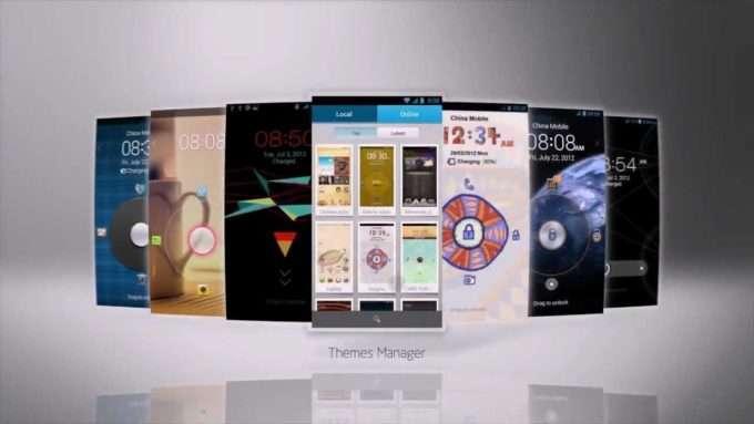 Huawei Mate 9 Huawei Emotion UI