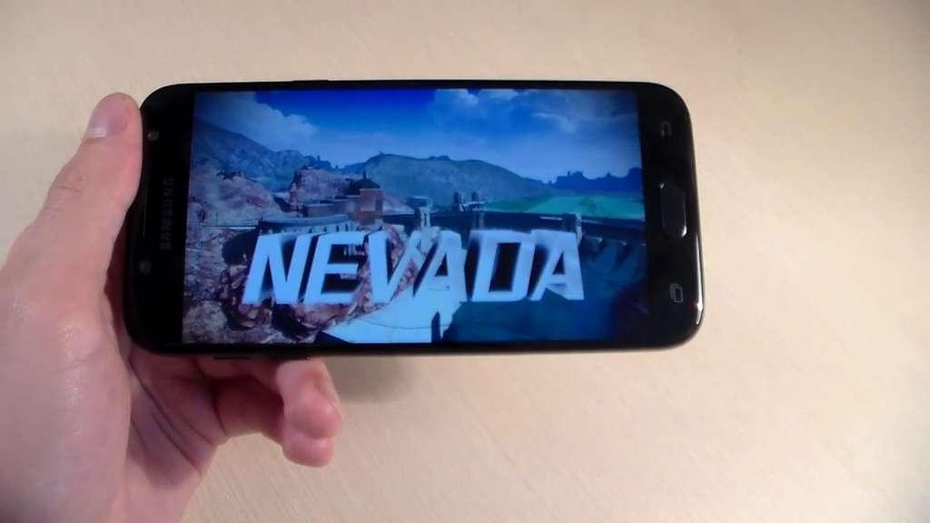 Samsung Galaxy J5 игра