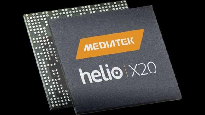 LeEco S3 процессор MediaTek Helio X20