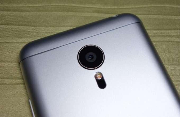Meizu MX5 основная камера