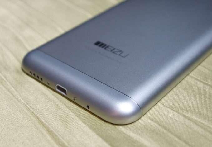 Meizu MX5 динамик