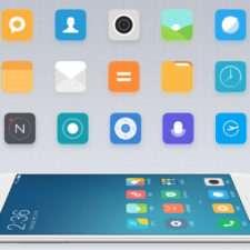 фирменная оболочка для смартфонов компании Xiaomi