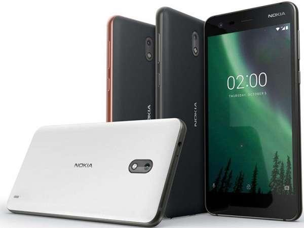 Дизайн Nokia 2