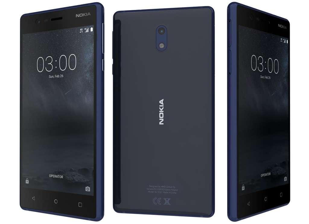 Дизайн Nokia 3