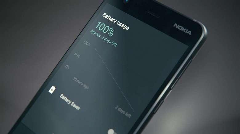 аккумулятор Nokia 2