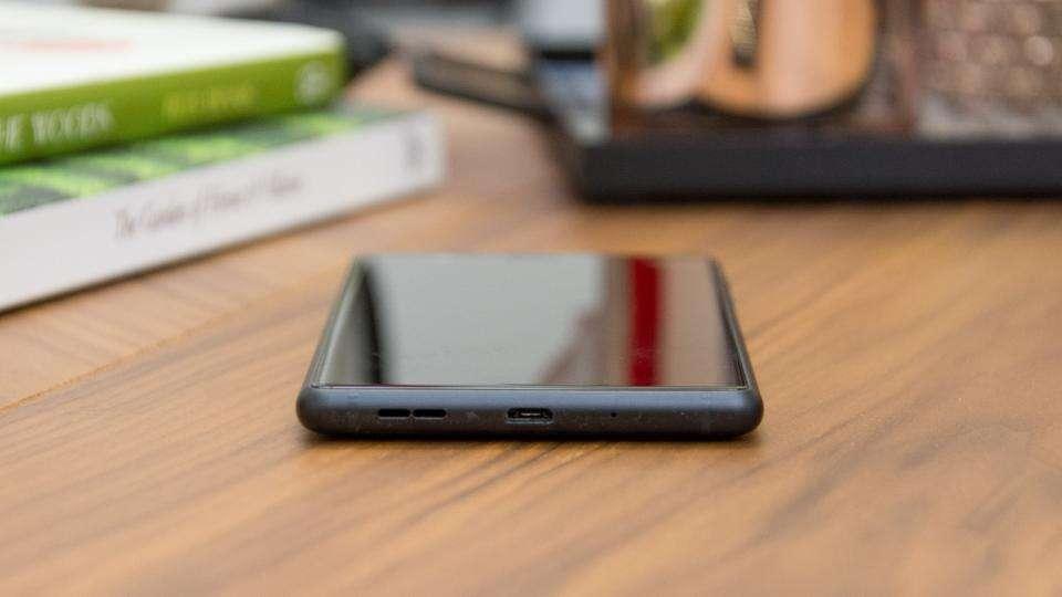 Нижняя панель Nokia 3
