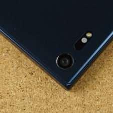 Sony Xperia XZ основная камера