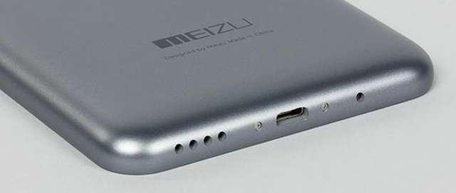 Meizu M2 Note динамик
