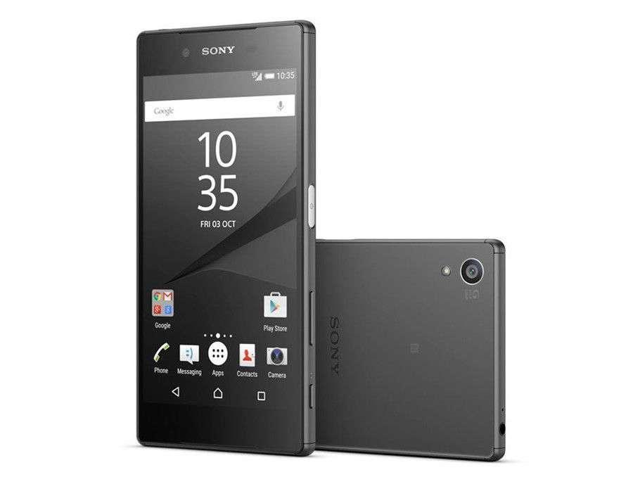 Sony Xperia Z5 Compact Вид телефона