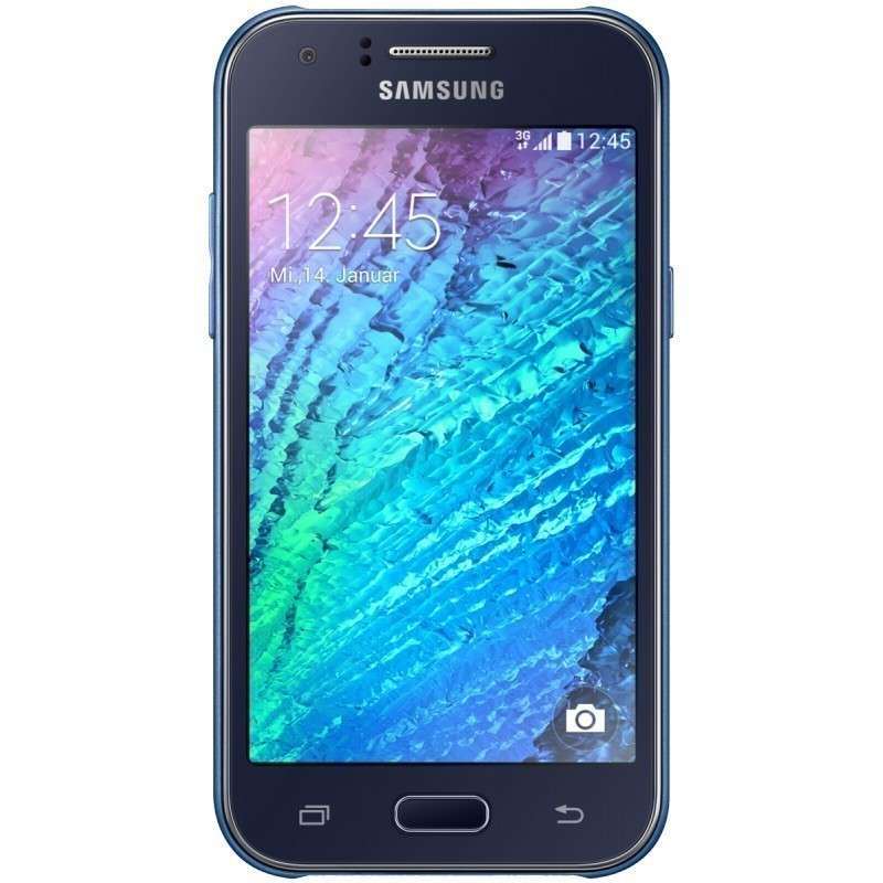 Samsung Galaxy J1 2016 лицевая сторона