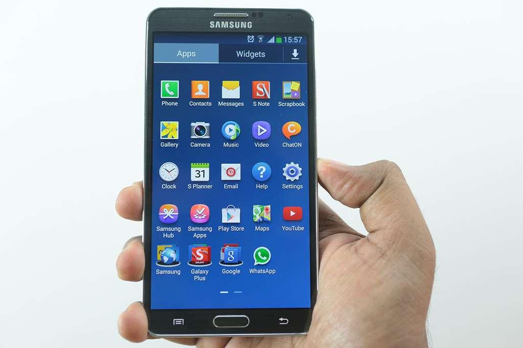 Экран Samsung Galaxy Note 3