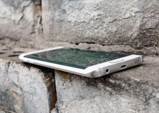 Samsung Galaxy S6 Edge динамик