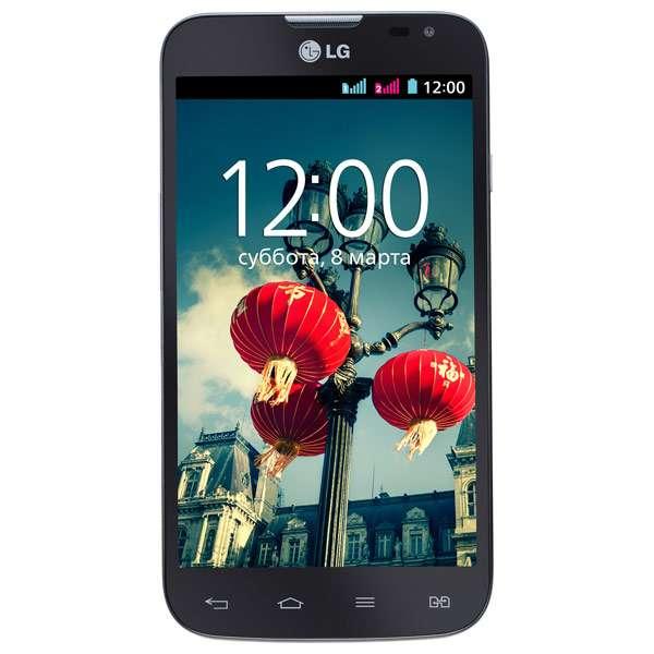 LG L70 дисплей