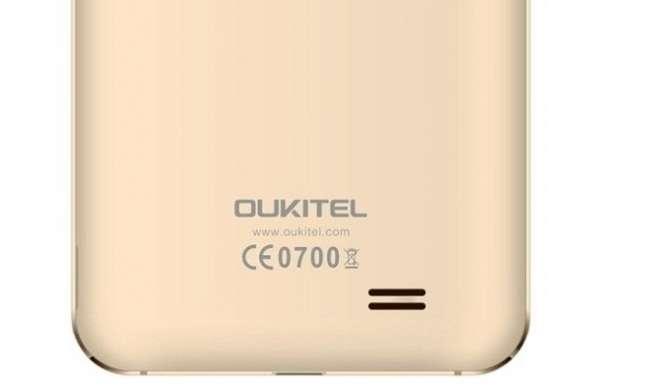 Oukitel K4000 динамик